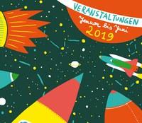 Frisch aus dem Druck: Das Münchenprogramm für das erste Halbjahr 2019