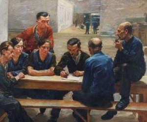 Zerschlagung der Mitbestimmung 1933