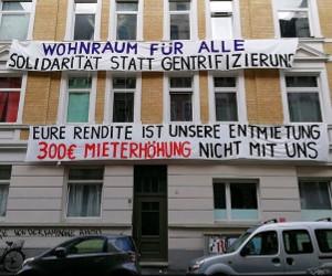 13. Juli: Gentrifizierung, Wohnungsnot und solidarischer Widerstand