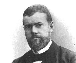 15. November: Max Weber: Die protestantische Ethik und der Geist des Kapitalismus