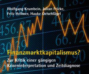 """22. Mai 2014: Buchvorstellung """"Finanzmarktkapitalismus"""""""