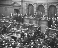 25. Januar: Die Weimarer Republik - Gründe des Scheiterns und Konsequenzen für die Gegenwart
