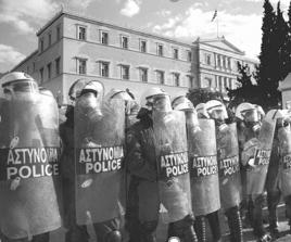 6. April: Widersprüche der  Austeritätspolitik in Europa: Das Beispiel Griechenland