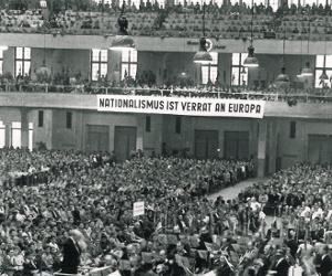 DGB-Gewerkschaften rufen zur Europawahl auf